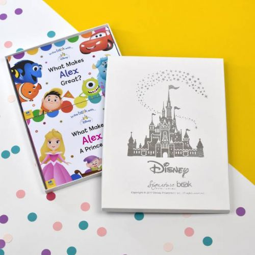 Dual Box-Set Disney Board Books